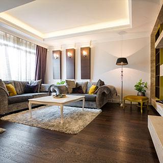 Weatherford Living Room gallery